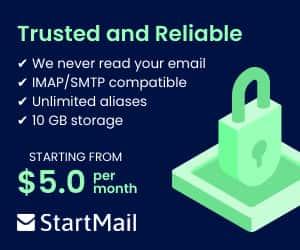 StartMail Ad
