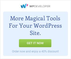 Wpdeveloper.net Ad